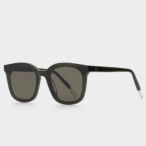fc48767797  GENTLE MONSTER  PAPAS KC2 Thick Frame Square Cat Eye Lens Shades