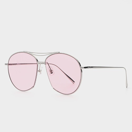 3f89dc9012  GENTLE MONSTER  JUMPING JACK 02 (P) Oversized Tinted Sunglasses